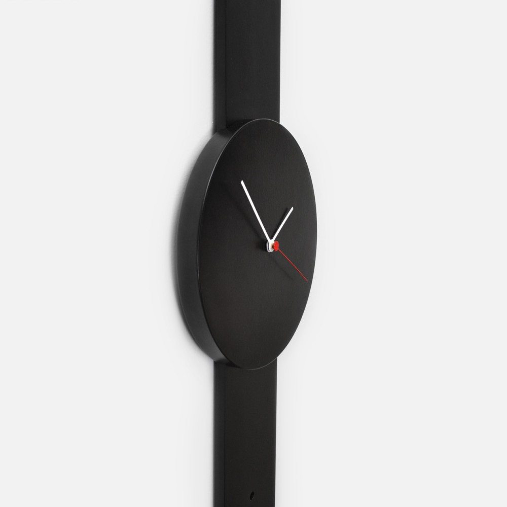 Watch Clock by Andrew Neyer