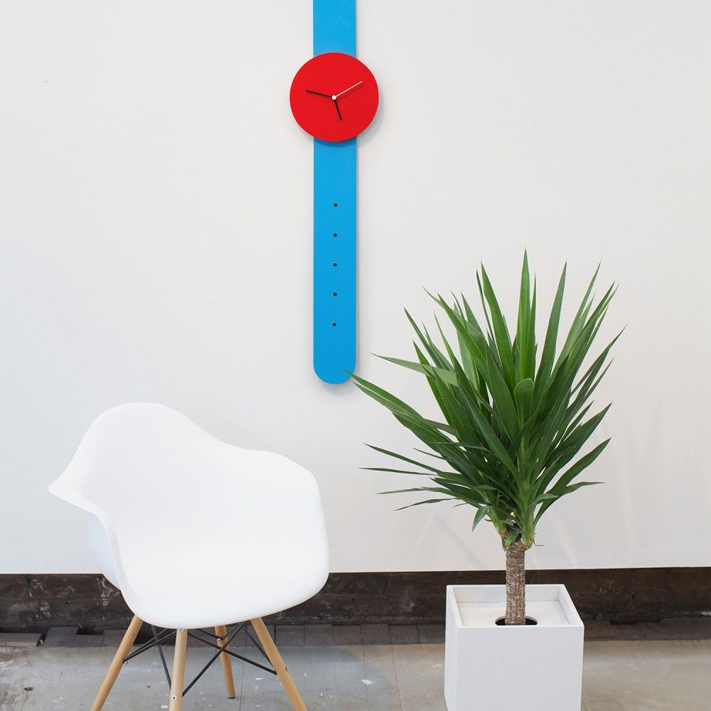 Watch+Clock+By+Andrew+Neyer