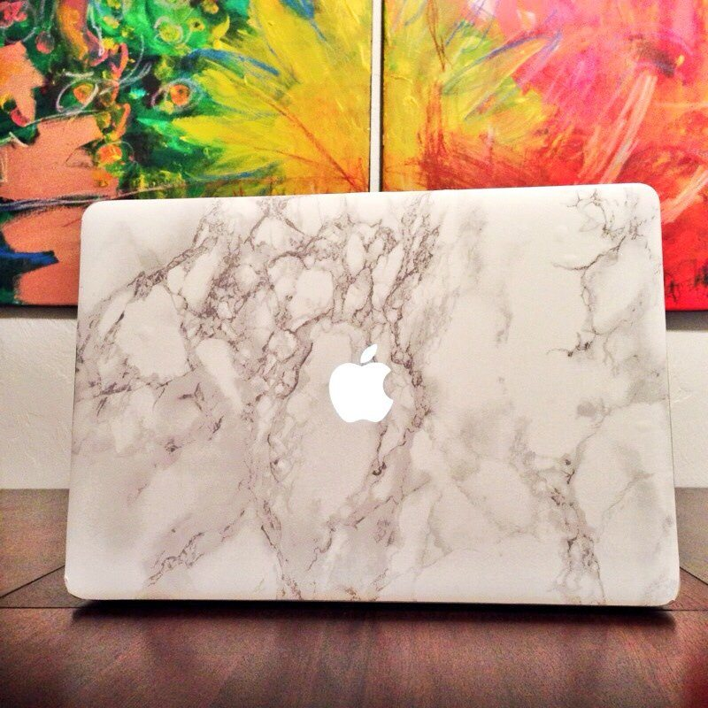 Marble Macbook Sleeve