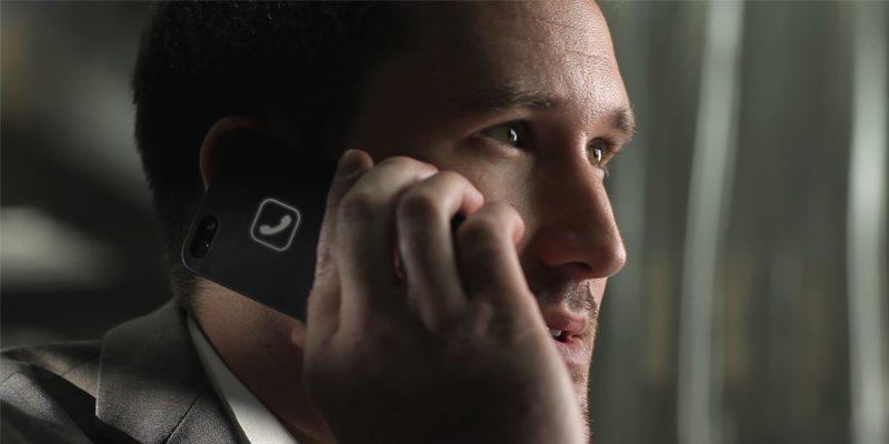 Lunecase iPhone Case on Kickstarter