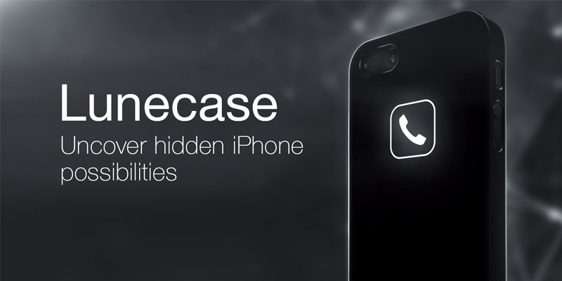 Lunecase is an iconic iPhone Case