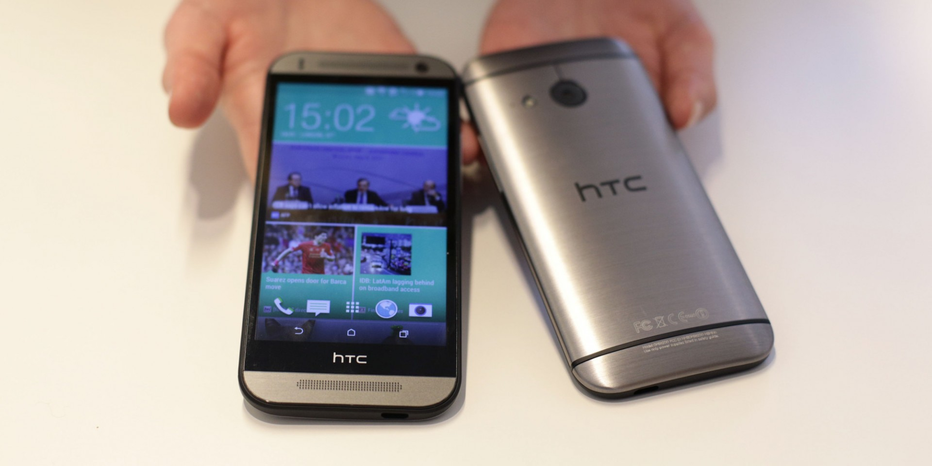 HTC One Mini 2 is a Jumble of Words but a Slimmed Down Version of the Current Android King