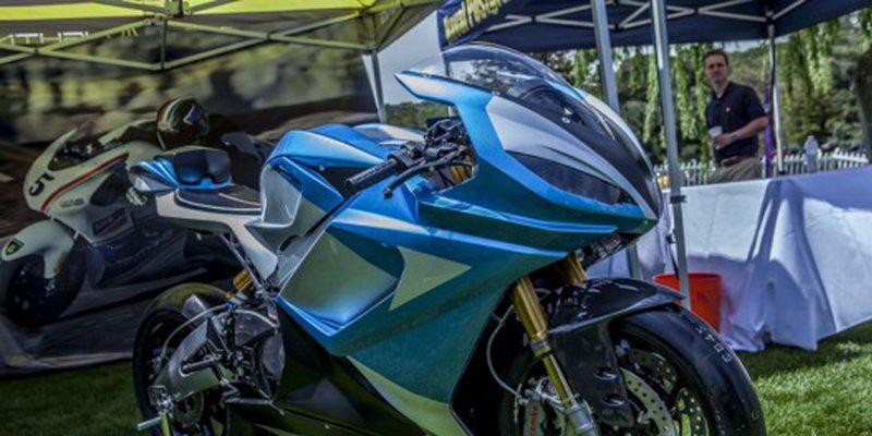 Electric Lightning LS-218 - Fastest Production Bike?