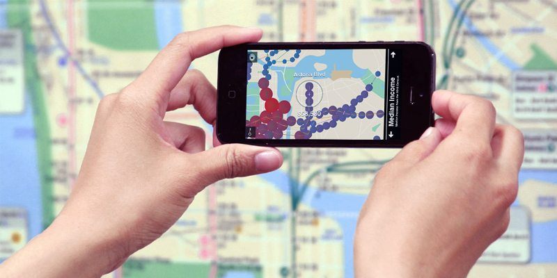 Tunnel Vision App Is Marauders' Map Come To Life