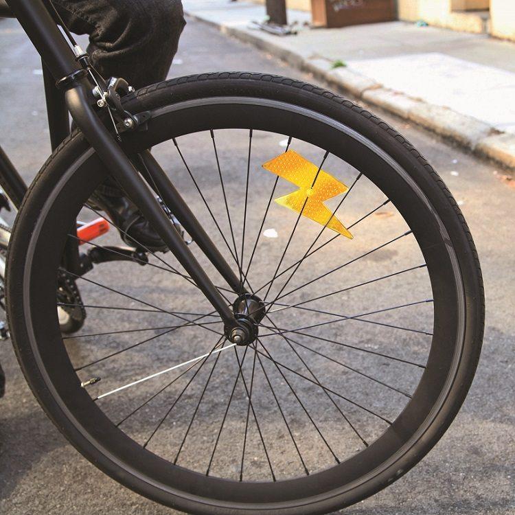 Bicycle Wheel Reflector Bicycle Modifications