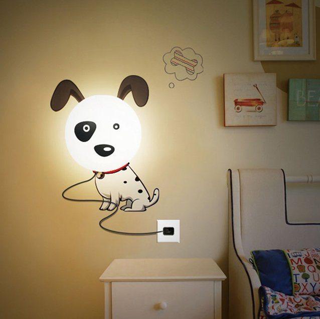 Dalmatian Wall Lamp