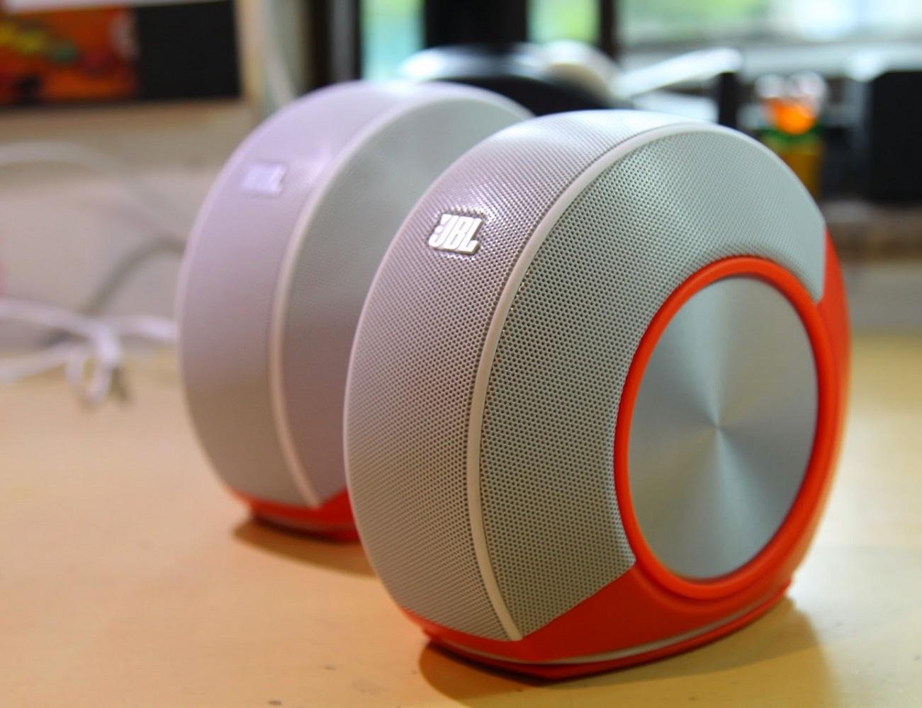 JBL Pebbles Computer Speakers