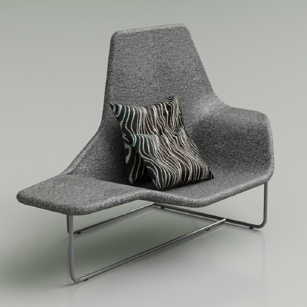 Lama Lounge Chair By Zanotta 187 Gadget Flow