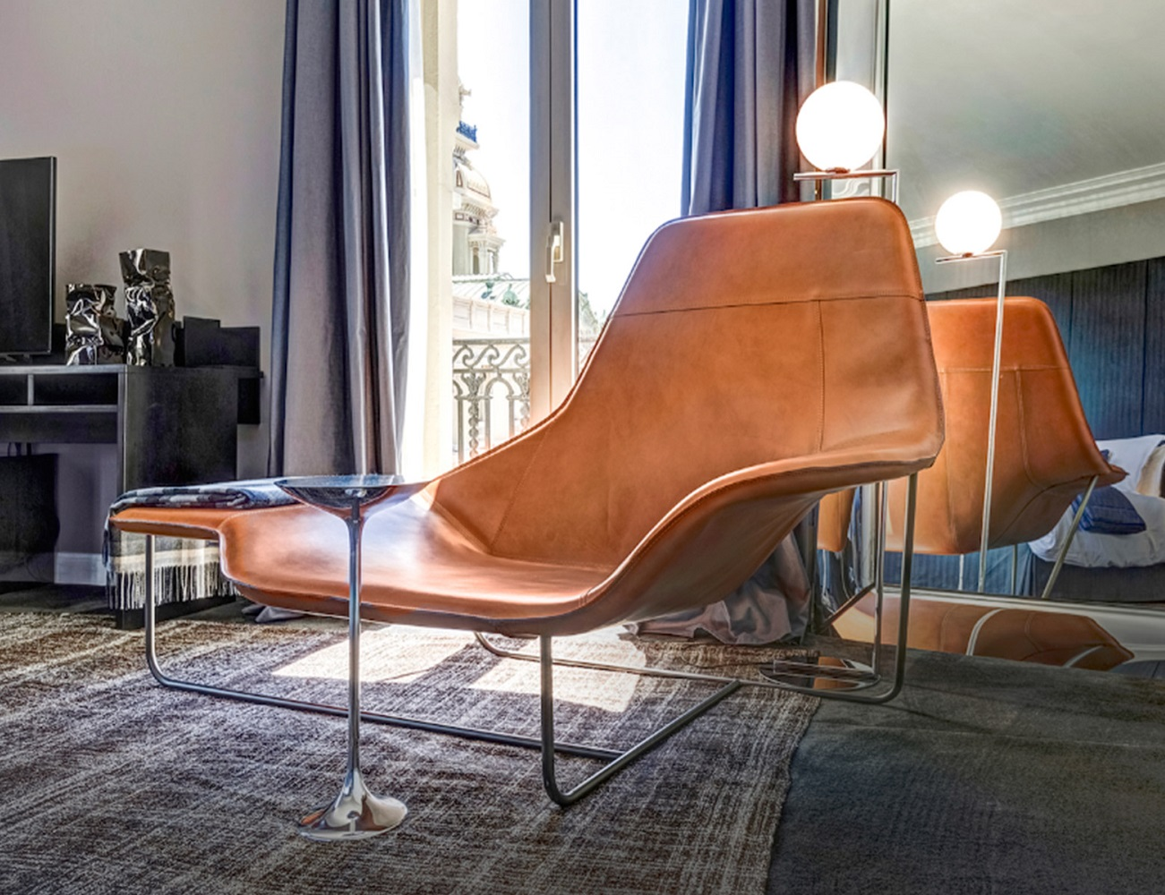 Lama Lounge Chair by Zanotta » Gadget Flow on chaise recliner chair, chaise furniture, chaise sofa sleeper,