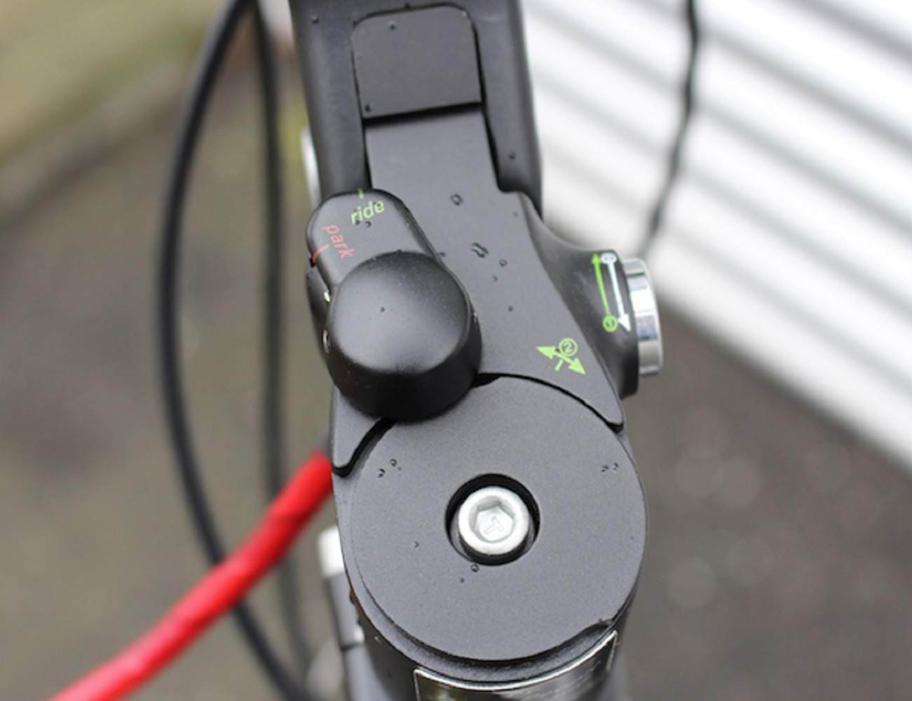 N'Lock Bicycle Lock
