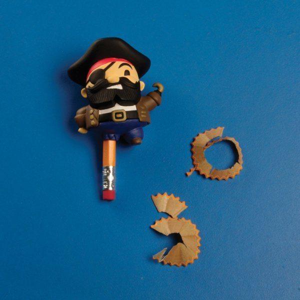Pirate Leg Pencil Sharpener