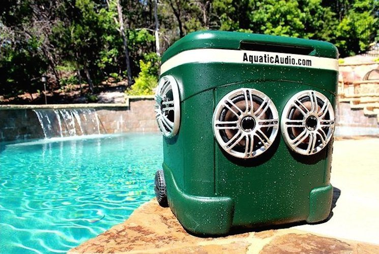 Radio Cooler by Aquatic Audio