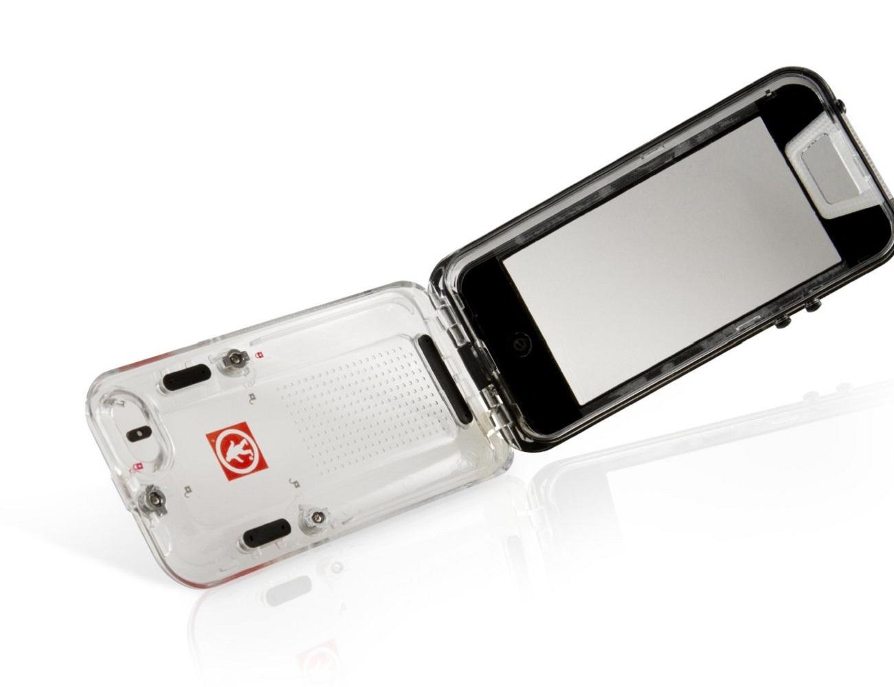 Safe5 Waterproof iPhone SE/5s Case