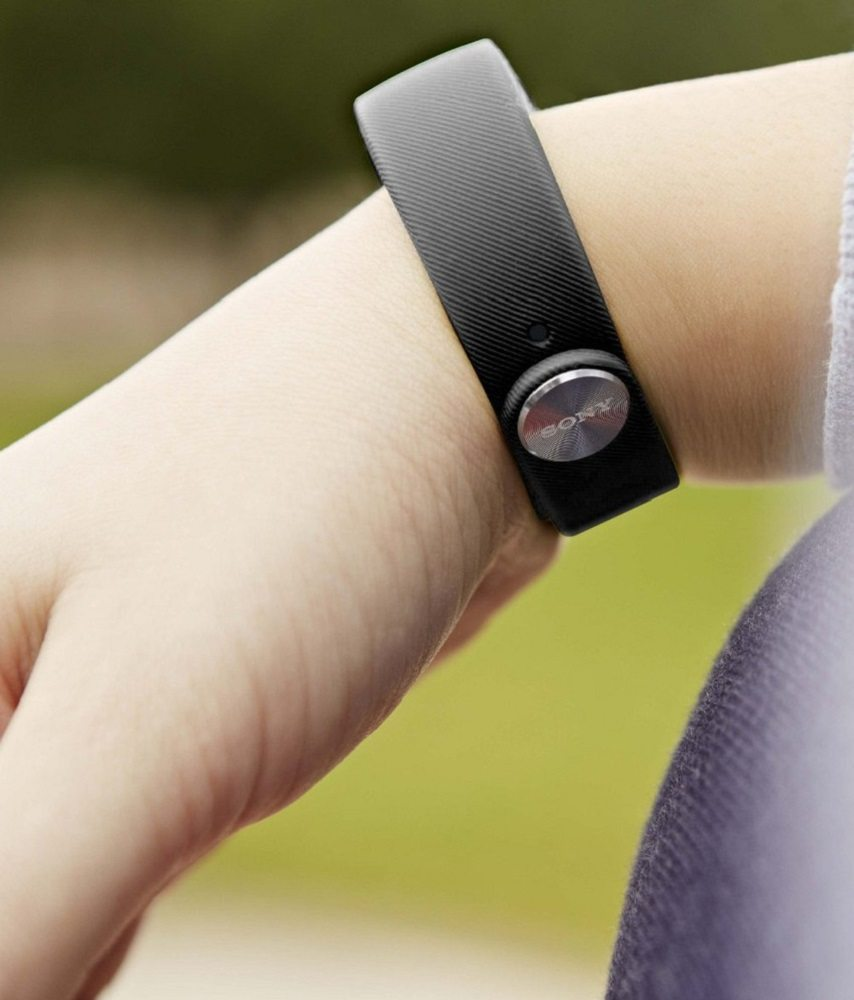 Smartband by Sony