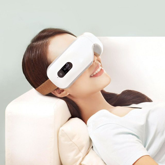 Traveler's Eye Massager