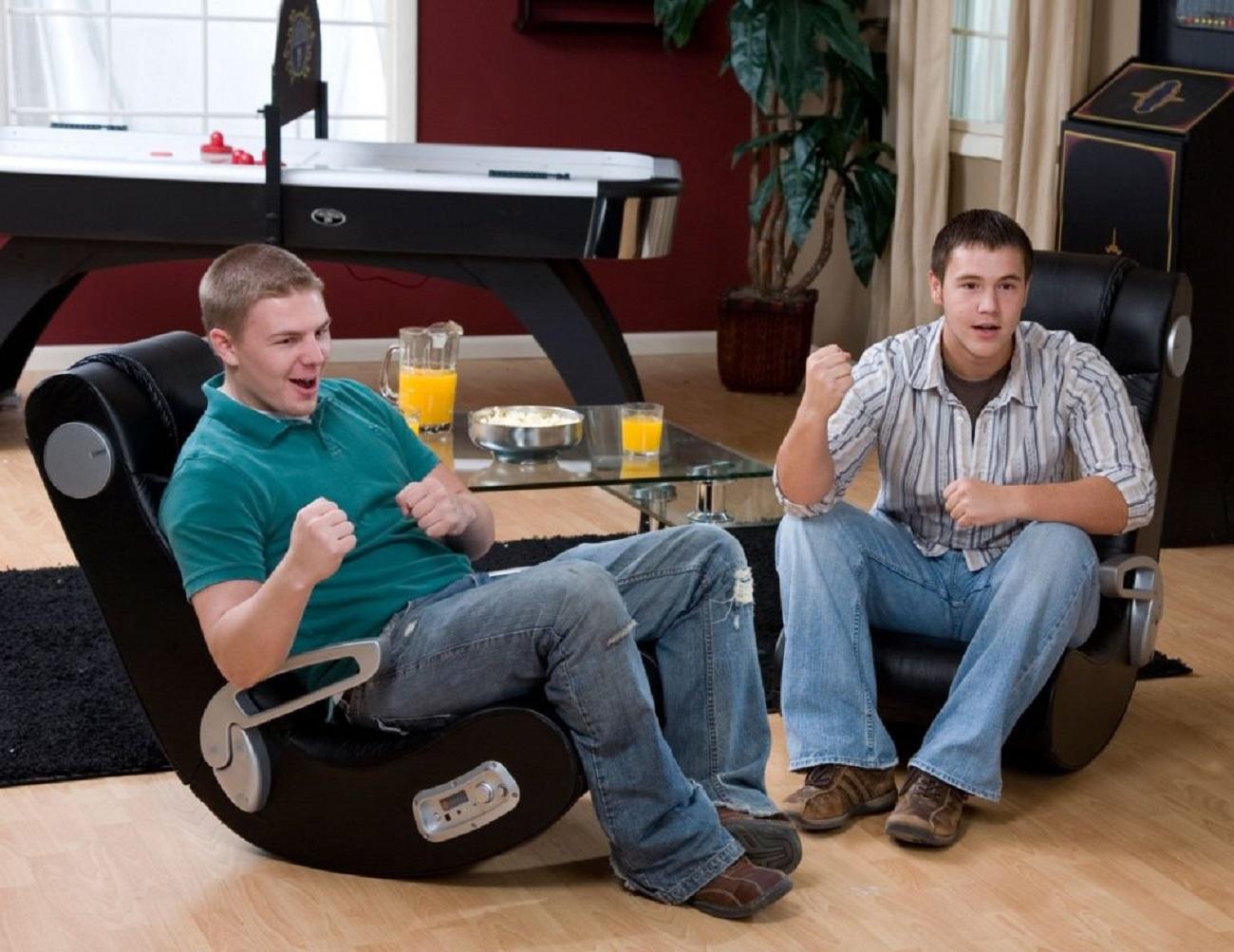 X+Rocker+II+Wireless+Video+Game+Chair