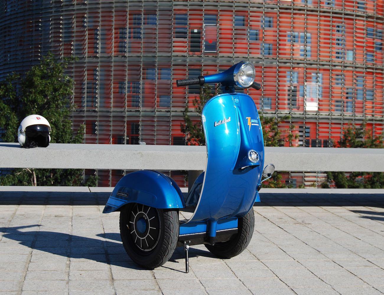 Zero Scooter by Bel&Bel