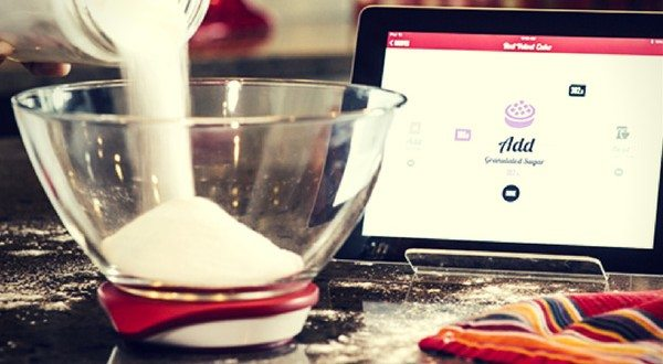 Drop Lets You Nail Your Baked Recipes To Perfection With Its' iPad Connected Kitchen Scale