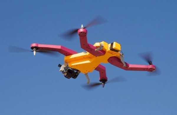 The AirDog Drone Follows (and Films) Your Adventures From Above