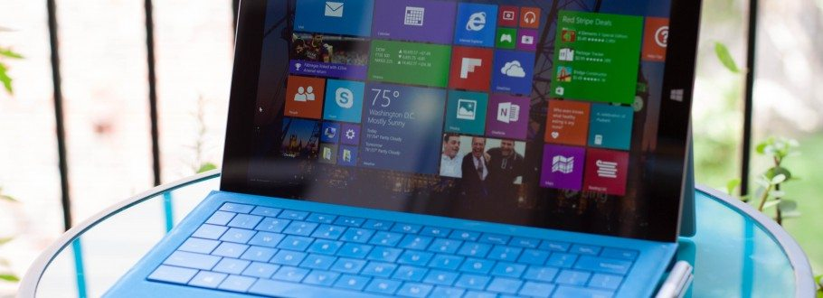 Surface Pro 3 Continues Microsoft's Attempt to Replace Your Laptop and Desktop With a High Powered Tablet