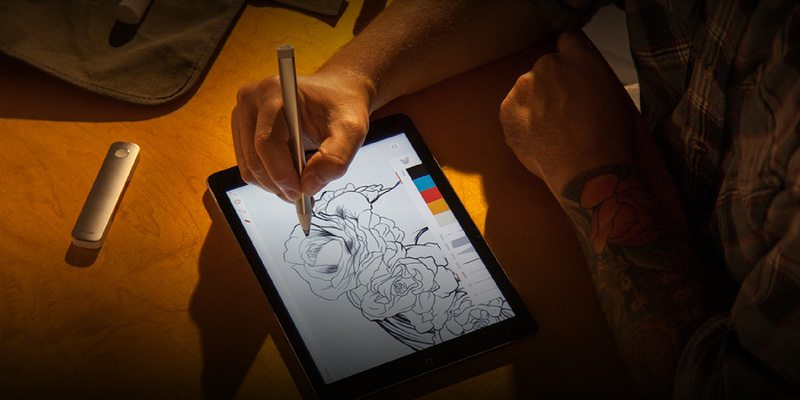 Adobe Ink and Stylus