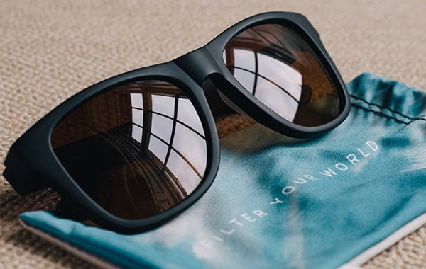 Tens Sunglasses Flaunt An Instagram Like Filter In Real Life