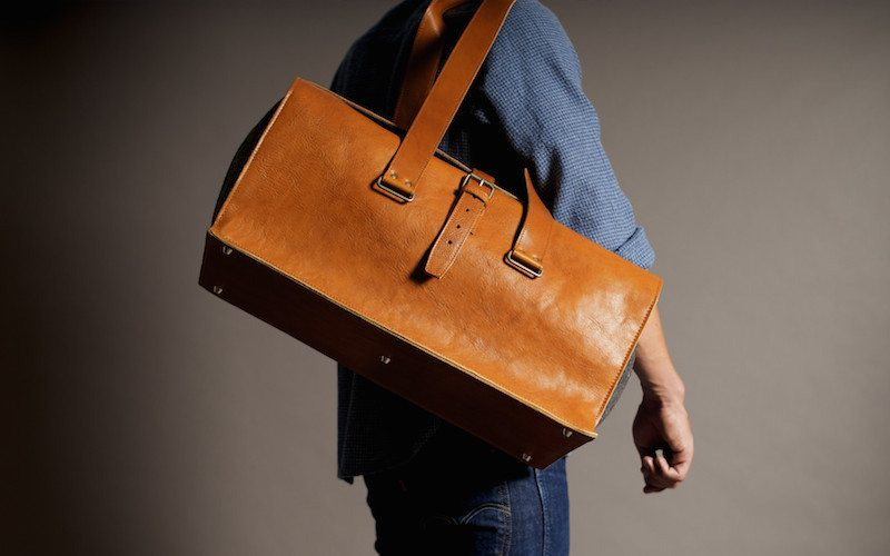 a45eeed3bd 1st Edition Travel Bag by Hardgraft » Gadget Flow