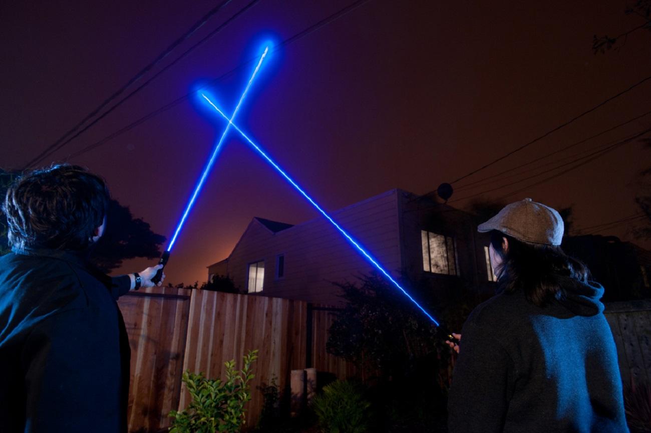 Arctic Handheld Laser