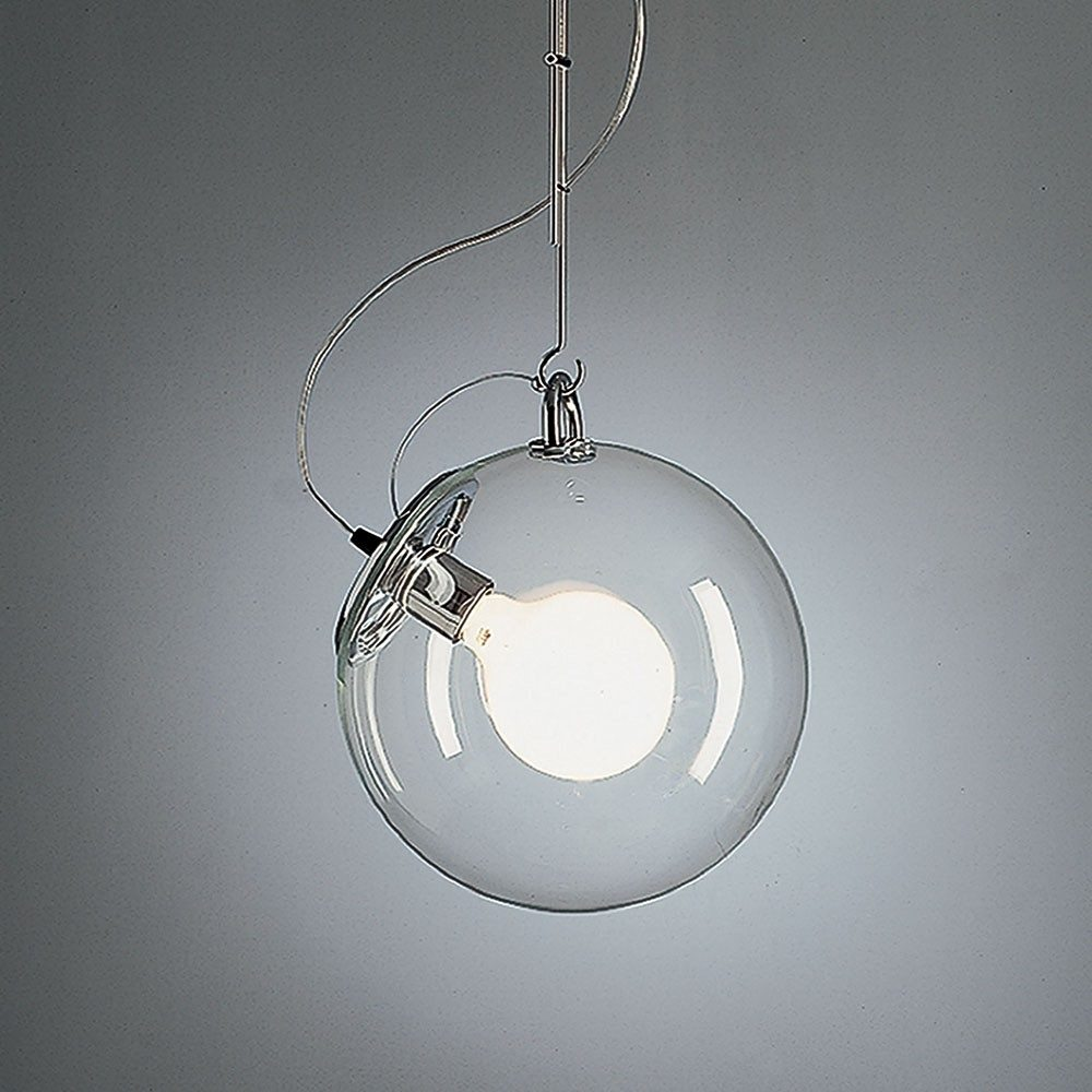 Artemide miconos suspension lamp gadget flow for Suspension 4 lampes