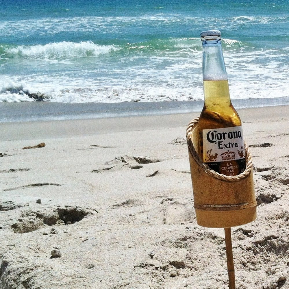 Bamboo Drink Stakes by Surf Life Designs