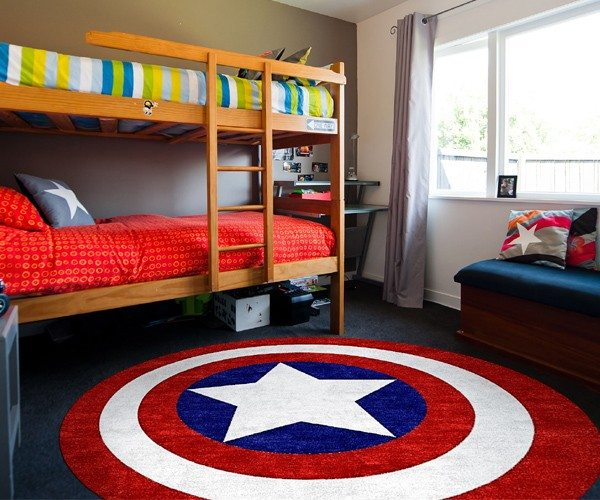 captain america bedroom captain america rug 187 gadget flow 10988