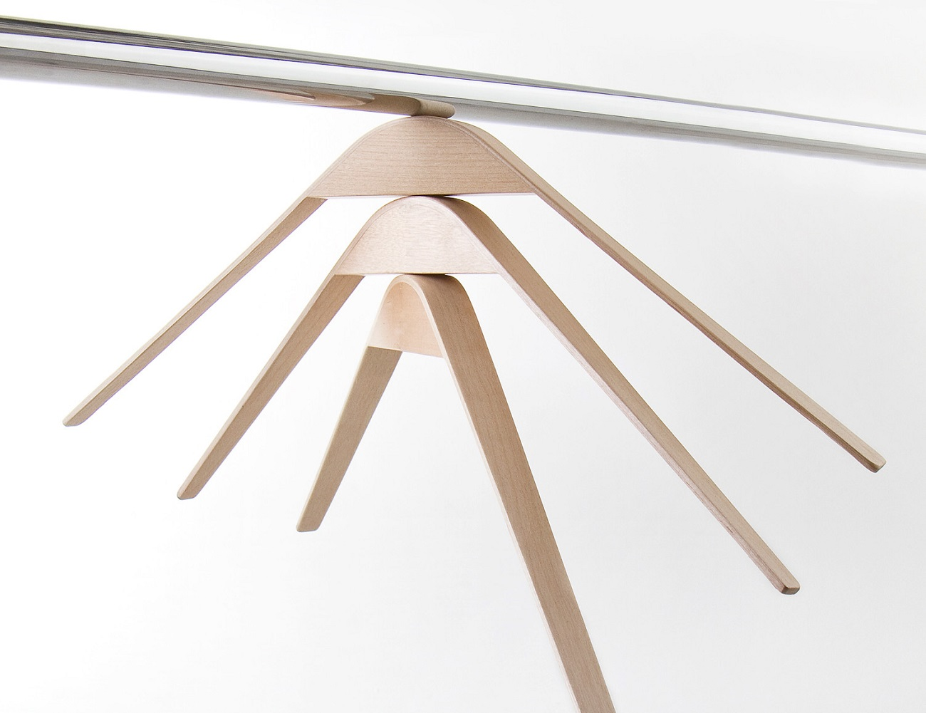 Cliq Magnetic Coat Hangers