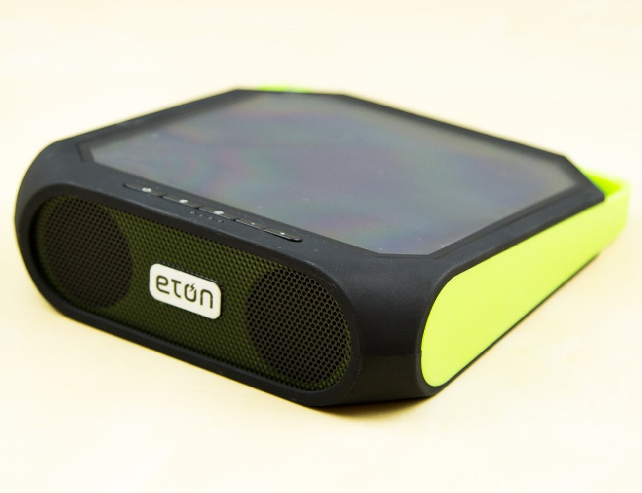 Eton Rugged Rukus Solar Sound System