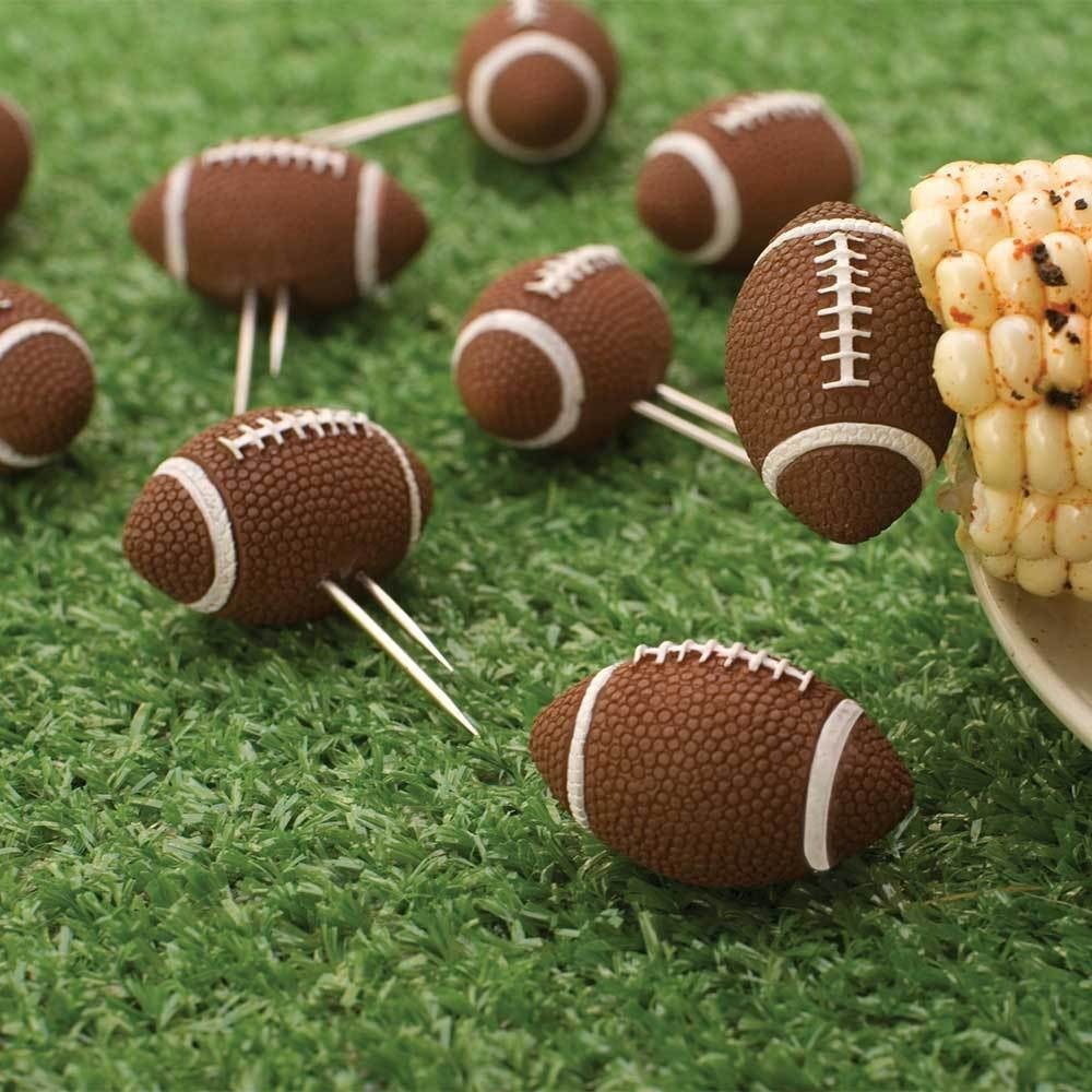 Football Corn Holders