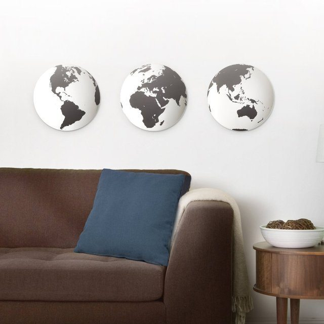 Globo Mirrored Wall Tiles