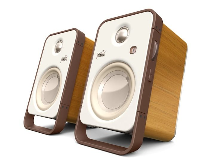 Hampden Speakers by Polk Audio