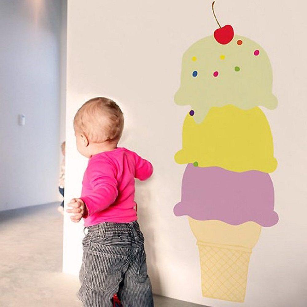 Ice Cream Cone Wall Decal