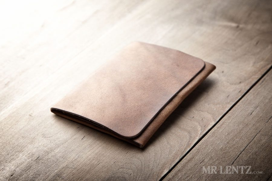 Minimal Trifold Wallet