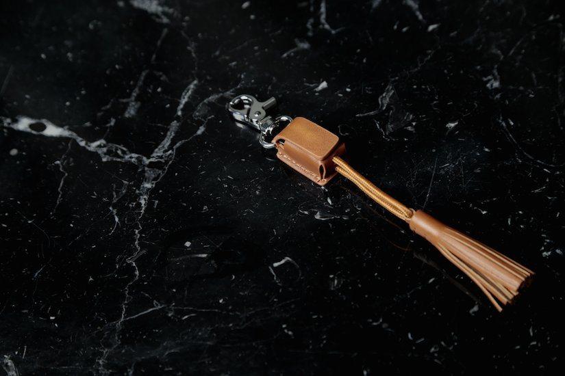 Power Link Tassel Key Chain by Native Union