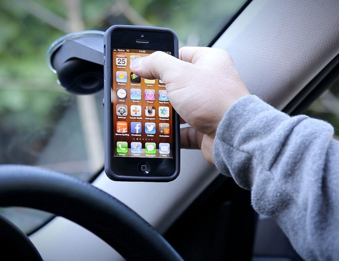 Annex Quad Lock Universal Car Mount