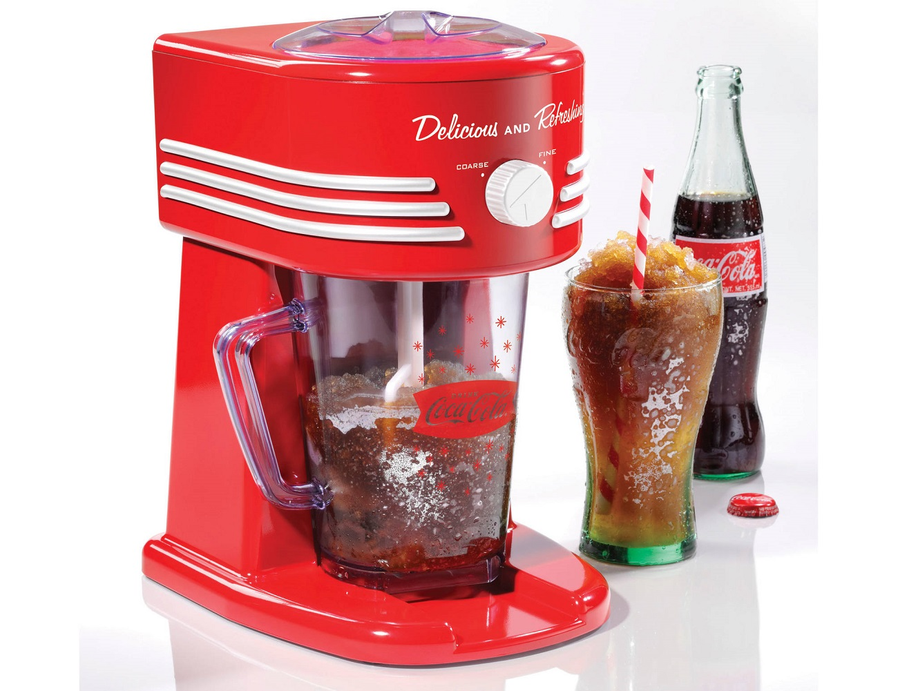 Retro Frozen Beverage Maker