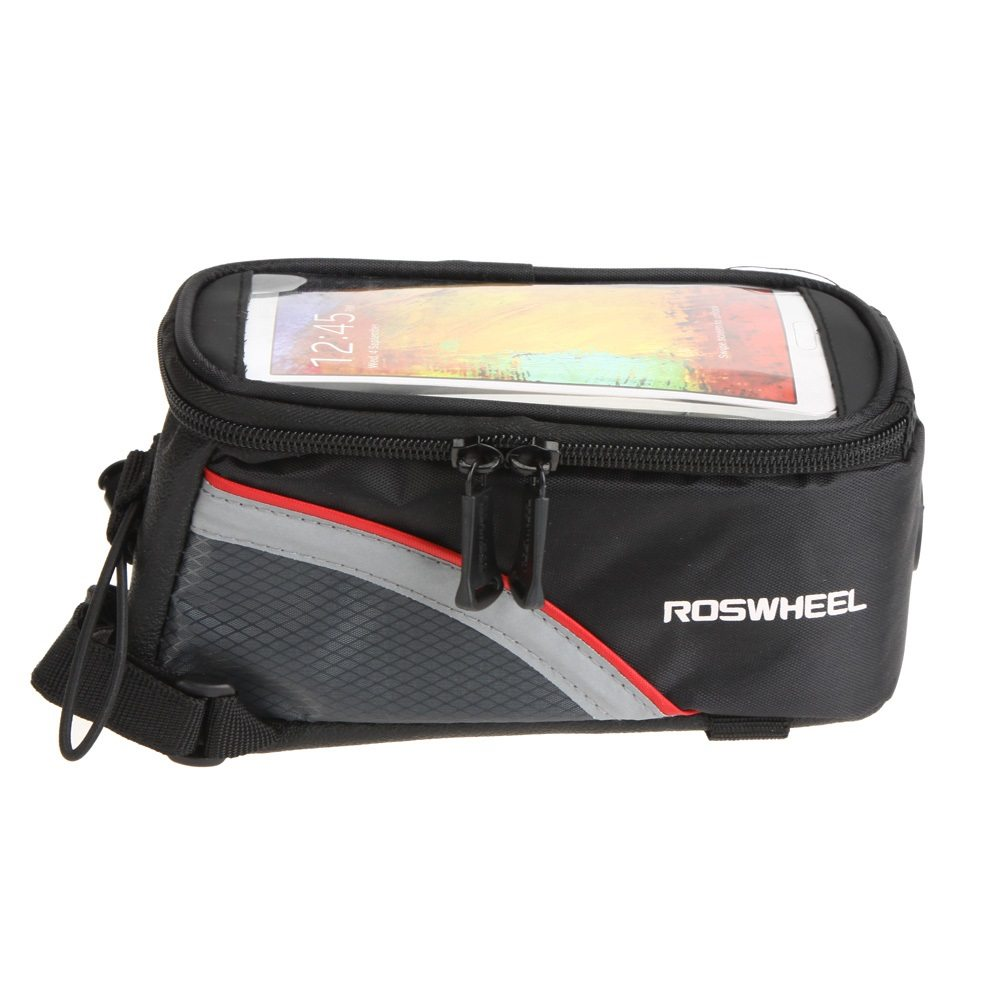 Roswheel Bike Frame Front Tube Bag 187 Gadget Flow