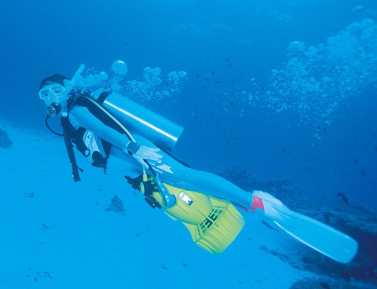 Подводные скутеры своими руками 94