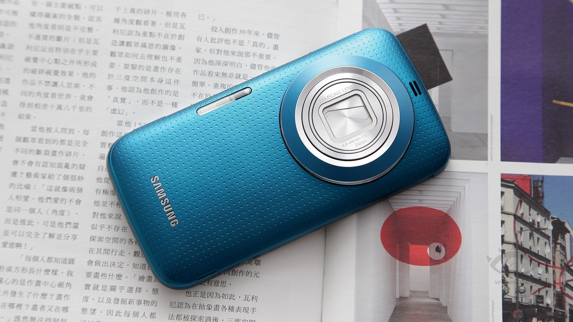 Samsung Galaxy K Zoom: Is It a Camera That Takes Calls or a Phone That Takes Amazing Pictures?