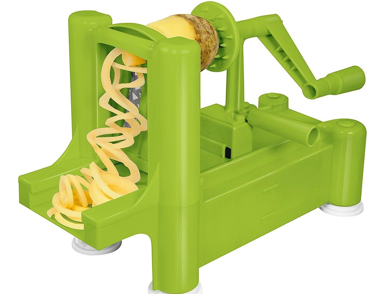 Slice-A-Roo Vegetable Slicer