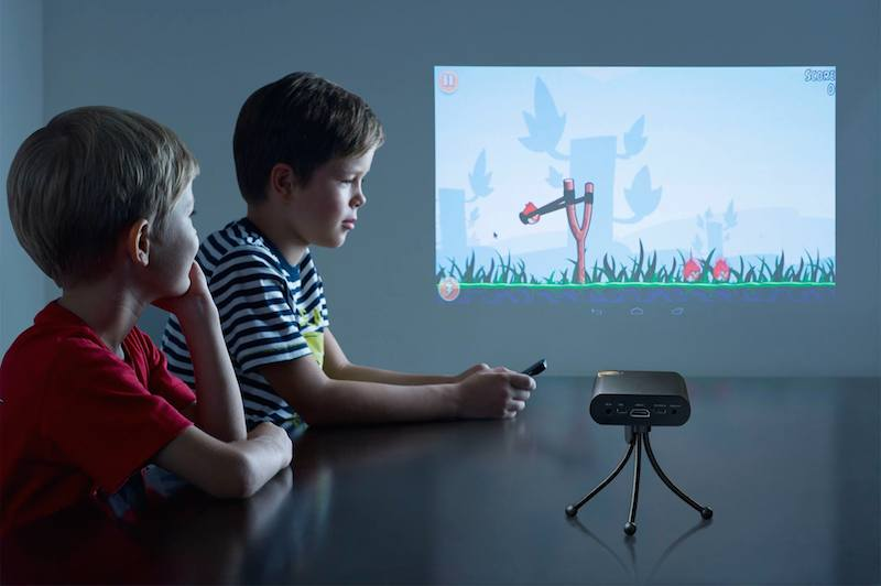 TouchPico Brings Projectors into the Touchscreen Age