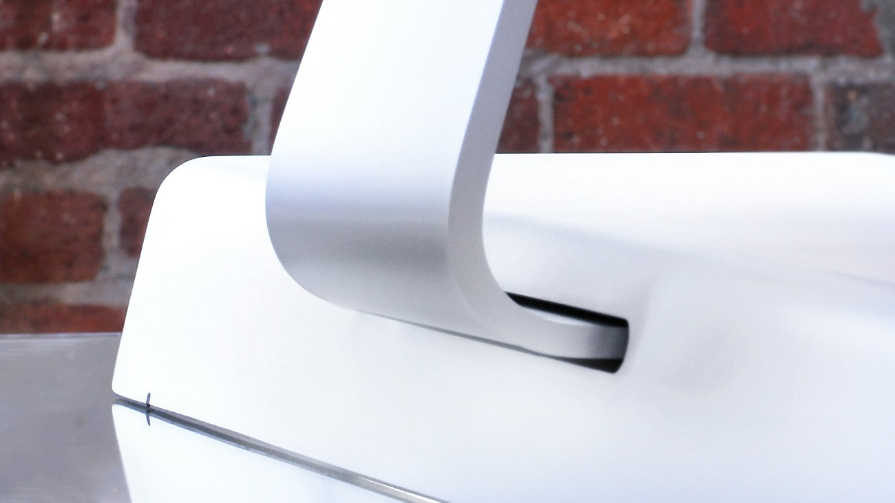 UNITI Stand: For iMacs & Apple Displays. Organize your Workspace.