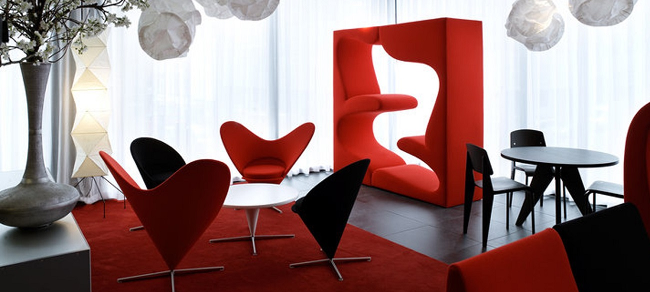 verner panton living tower by vitra gadget flow. Black Bedroom Furniture Sets. Home Design Ideas