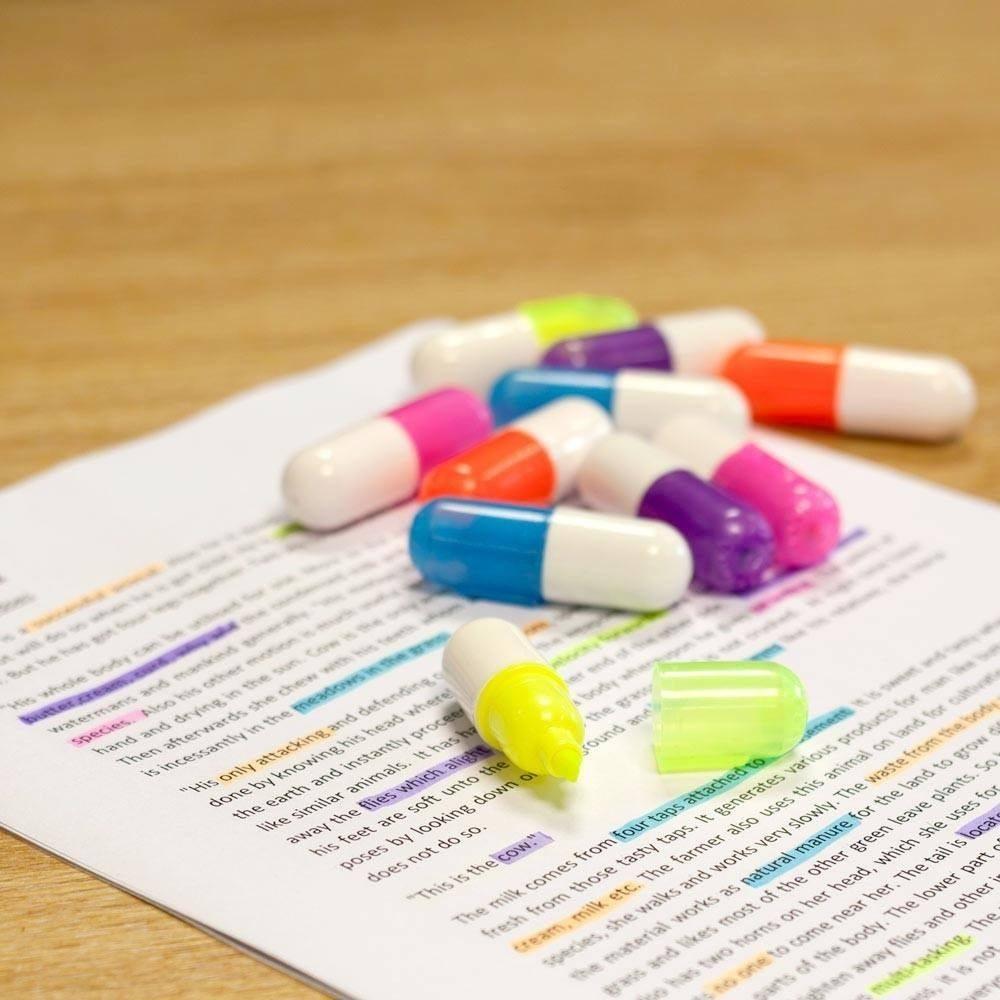 Vitapens Highlighter Pens