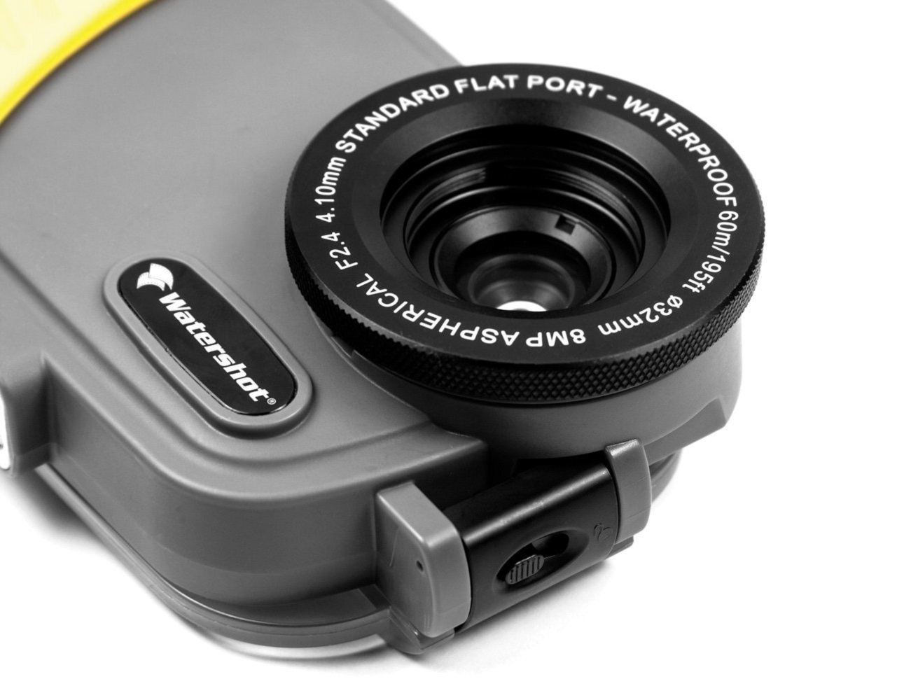Watershot Pro Underwater iPhone 5/5S Housing